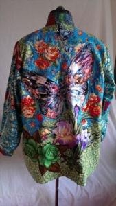 Butterfly kimono