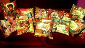 Quote cushions